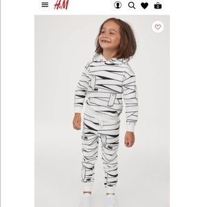 H&M Mummy Hoodie & Joggers